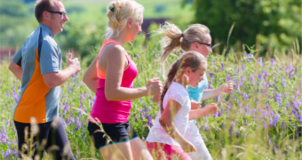 Five Ways to Make Getting Healthy a Family Affair