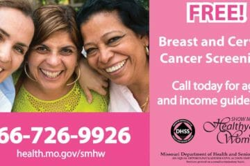 Mammograms – Early Detection Can Save Lives.